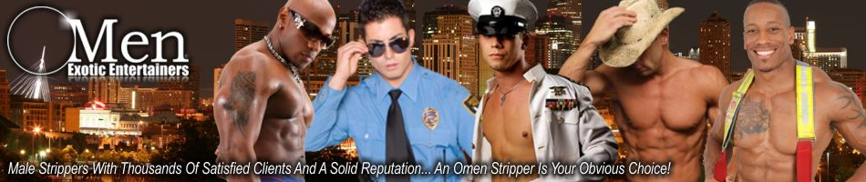 best male strippers banner image